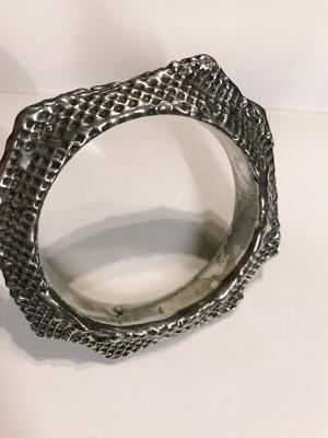 Vintage 925 silver design bangle ( ヴィンテージ シルバー デザイン バングル )