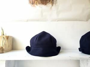 DEERCAP | WOOLBEAVER DEEPNAVY 【M:56~59cm】