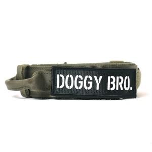 DOGGYBRO.(ドギーブロ) ミリタリーカラー/カーキ(M〜XL)