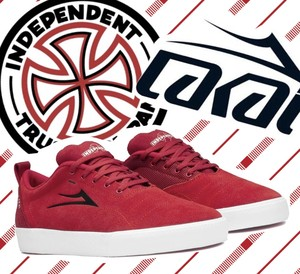 【lakai】lakai × independent コラボモデル BRISTOL