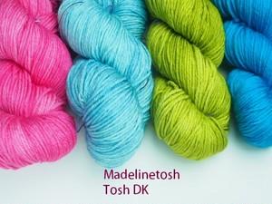 Madelinetosh / Tosh DK