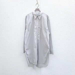 Marvin Pontiak  long length shirt