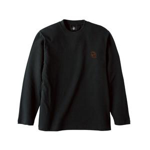 ワッペン #2 長袖 黒
