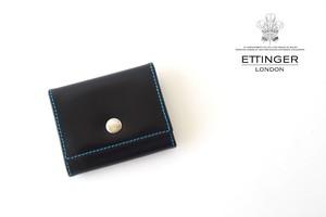 エッティンガー|ETTINGER|ブライドルレザーコインケース|ネイビー