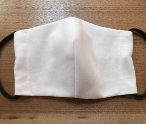 キッズサイズ手作りマスク さらし+ダブルガーゼ