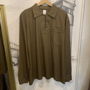 czech pullover workshirt deadstock