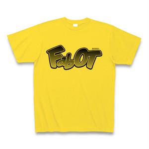 Fab OT Tシャツ (イエロー)