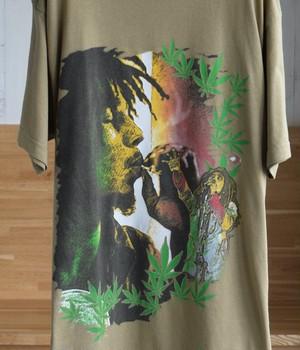 VINTAGE REGGAE T-shirt BOB MARLEY