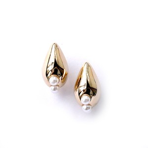 BULB/Earrings  Gold