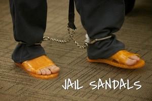 JAIL SANDALS ジェイルサンダル