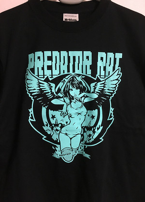Trinity T-shirts (KENTOO×PREDATOR RAT×R-birth)