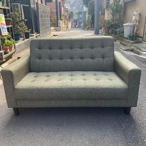 fabric 2P sofa