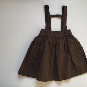 suspenders skirt