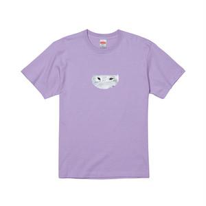 チャリティTシャツ 田中せり / シルエット白猫