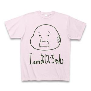 ピンクおじいちゃんTシャツ