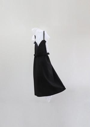 MALIES DRESS / ダークブラウン