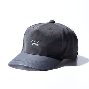 VERDE  JACQUARD CAMO AROMA CAP(ヴェルデ ジャガードカモ アロマキャップ) BLACK
