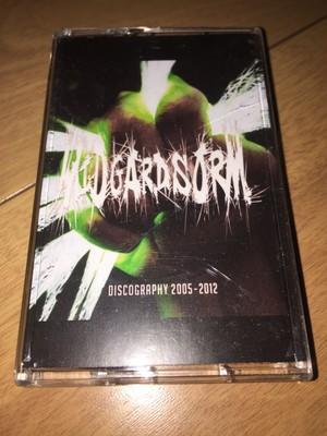MIDGARDSORM - Discography 2005-2012 TAPE