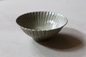 余宮隆 42.班釉6寸鉢