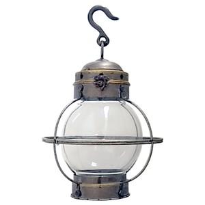 "【A655-588L】Metal lantern ""MALS"" L #ランタン #アンティーク #ヴィンテージ #レトロ #マリン #ハンギング"