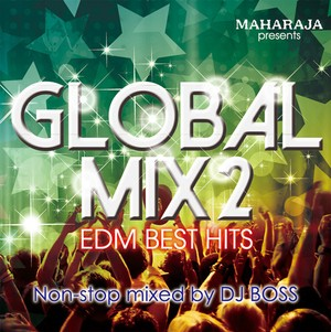 【EDM MIX CD】GLOBAL MIX