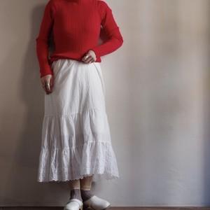 Tiered Skirt / ティアード スカート / アンダースカート