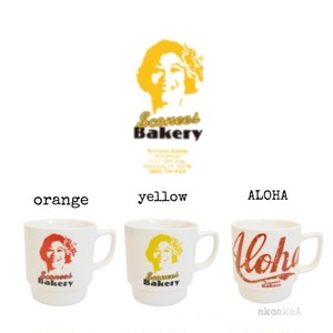 【Sconees Bakery】マグカップ / スコーニーズベーカリー/ハワイアン
