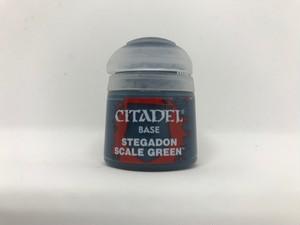BASE:STEGADON SCALE GREEN シタデルカラー ベース