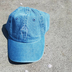 MOZEN CAP 【DENIM】