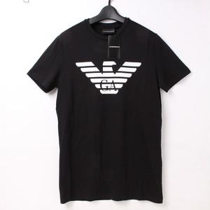 ENPORIO ARMANI エンポリオアルマーニ Tシャツ ブラック S[全国送料無料]r017555