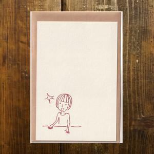 【活版印刷】ポストカード 05