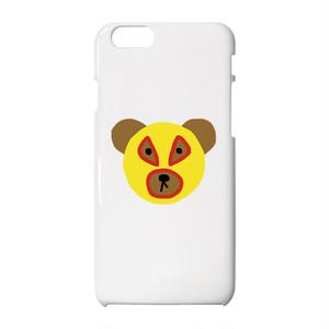 クマレスラー #2 iPhone case