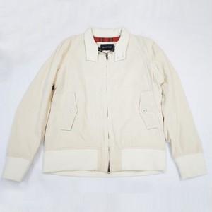 CORDUROY HARRINGTON JACKET  WHITE 3(L)