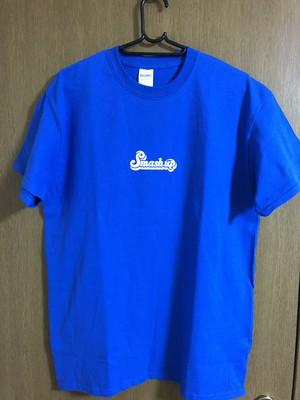 newロゴTシャツ(ブルー)