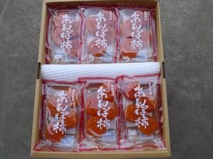 あんぽ柿 6パック入