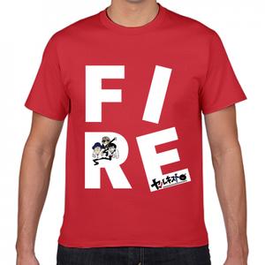 【送料込み】ヤルキファイヤーTシャツ