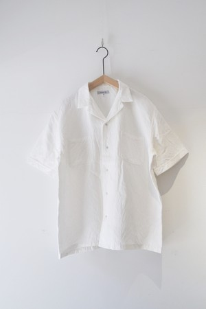 """RESTOCK""【ORDINARY FITS】CLERICAL SHIRTS/OF-S014"