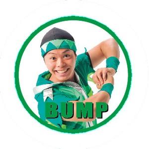 缶バッチ<BUMP>
