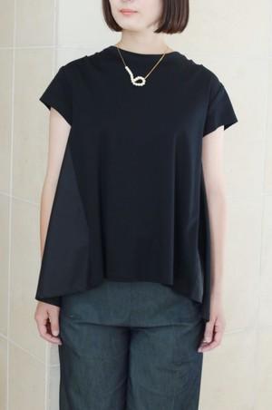 "TOMOUMI ONO N0.17 ""back combination T-shirts"""