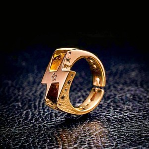 5th RING 24K GOLD coating