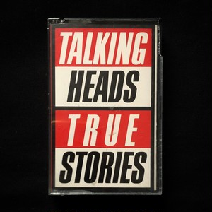 Talking Heads / True Stories(UK)[中古Cassette]