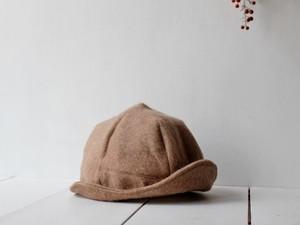 DEERCAP | ALPACAWOOL c/# MOCHA 【M:56~59cm】