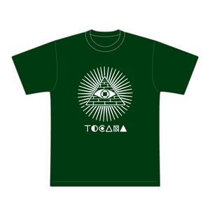 【残り1点!】トカTオリジナル(クラシックロゴver.)ディープグリーン/ホワイト【送料無料】