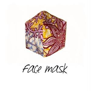 アフリカ布マスク(スモールサイズ第二弾)