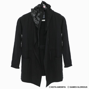 【 KEITA AMEMIYA x GAMES GLORIOUS】K.A.Mantle Cardigan 〜 MAJUU 〜 / GAMES GLORIOUS