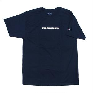 """Initial logo"" T-shirt Navy"