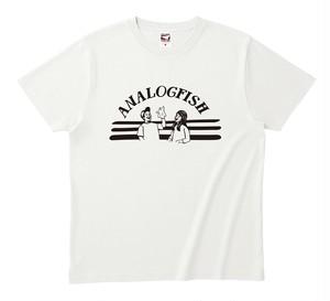 プリティ・ゴースト Tシャツ [ホワイト]