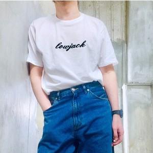 オリジナルロゴ刺繍 Tシャツ