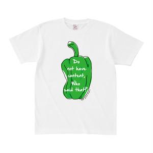 green pepper ホワイト kids