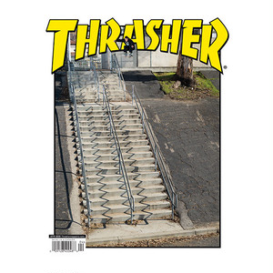THRASHER - April 2020. Issue 477